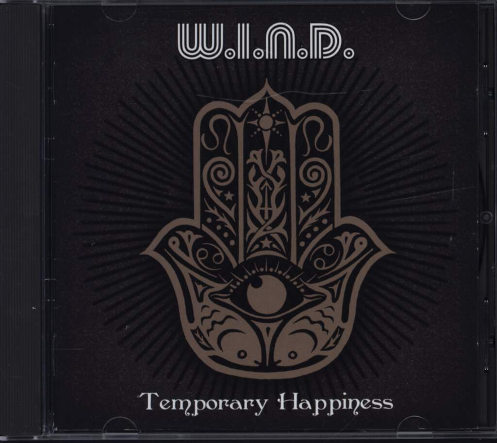 W.I.N.D.: Temporary Happiness, CD