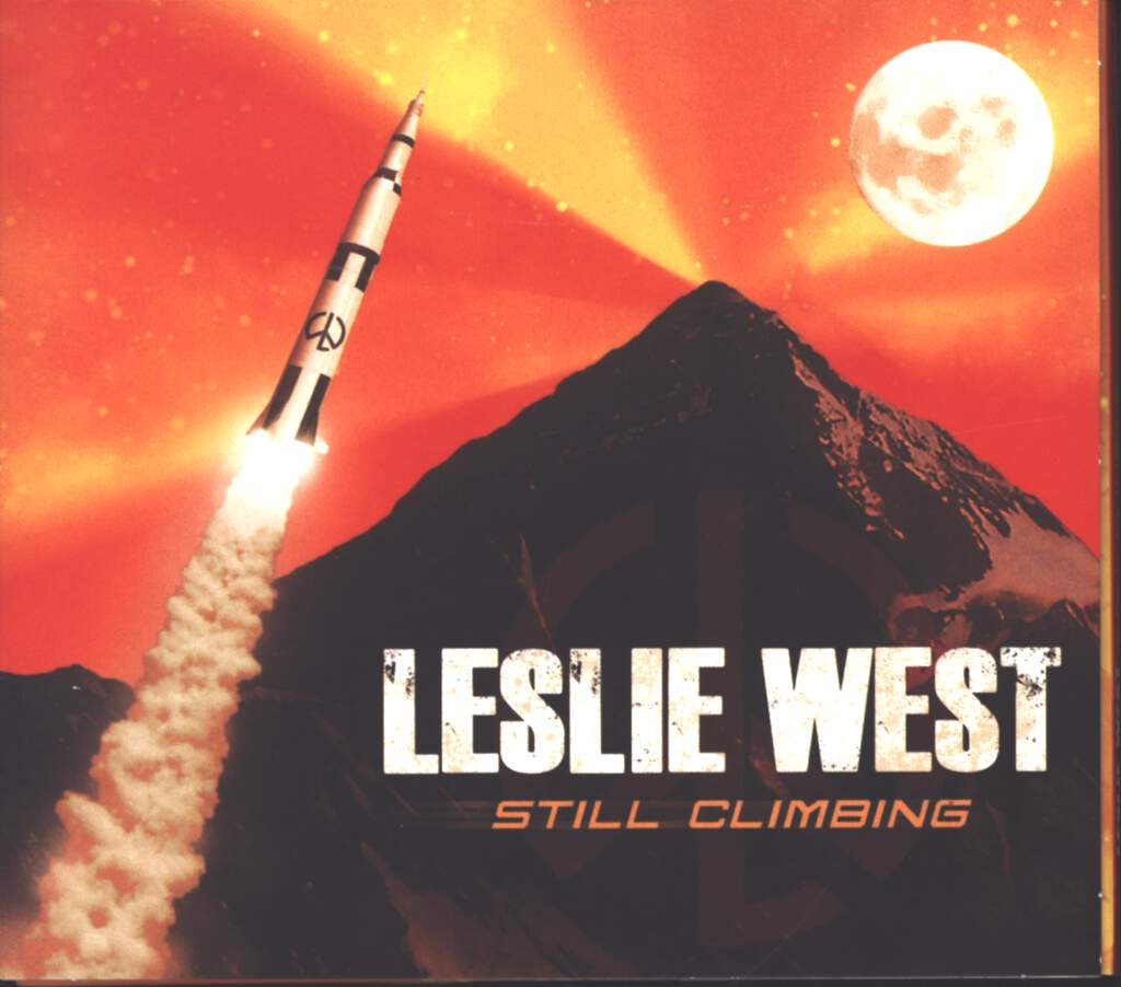 Leslie West: Still Climbing, CD