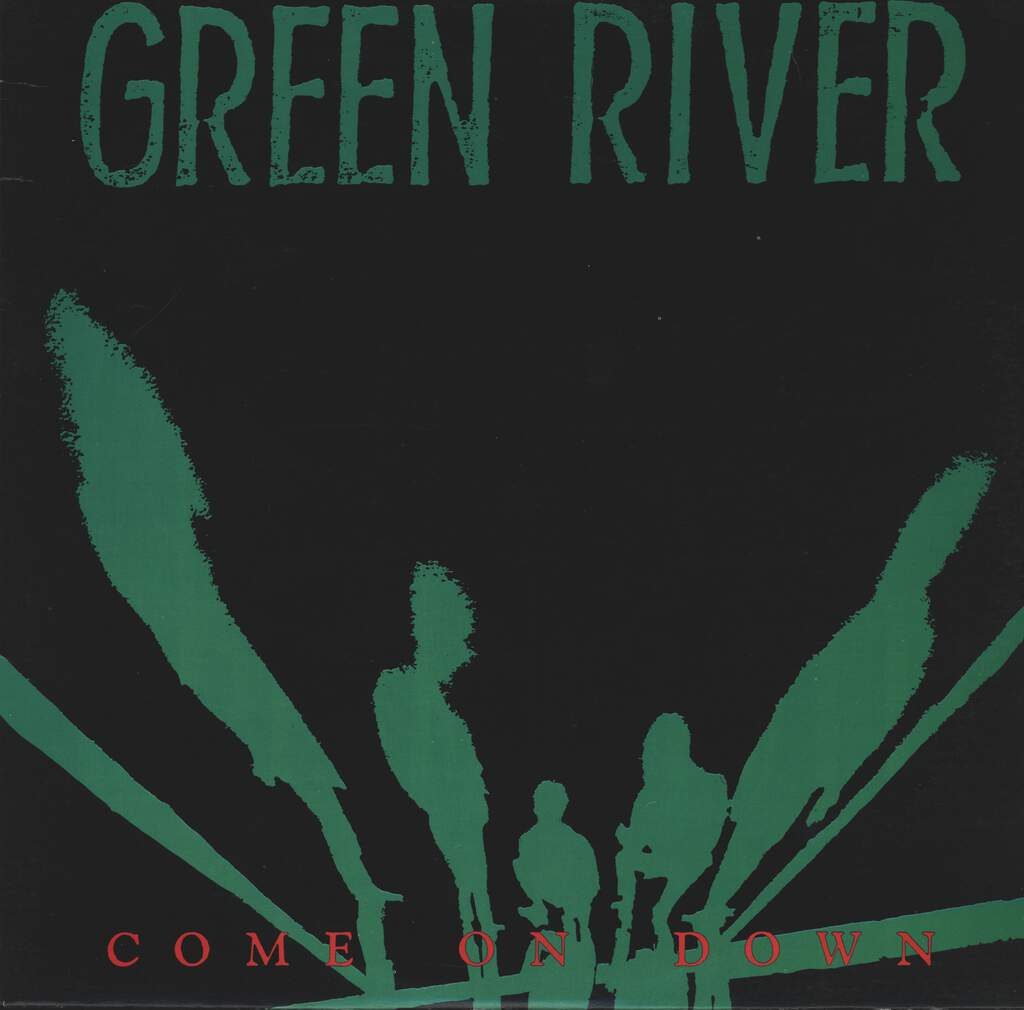 "Green River: Come On Down, 12"" Maxi Single (Vinyl)"