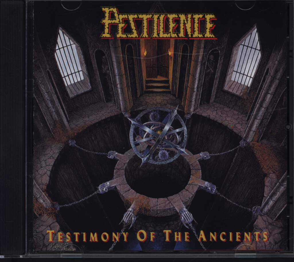 Pestilence: Testimony Of The Ancients, CD