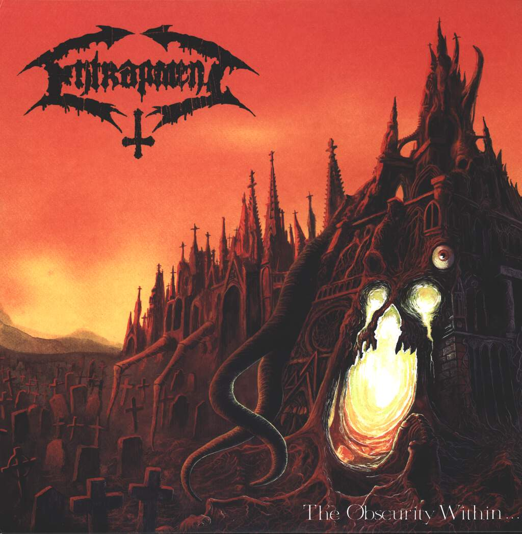 Entrapment: The Obscurity Within..., LP (Vinyl)