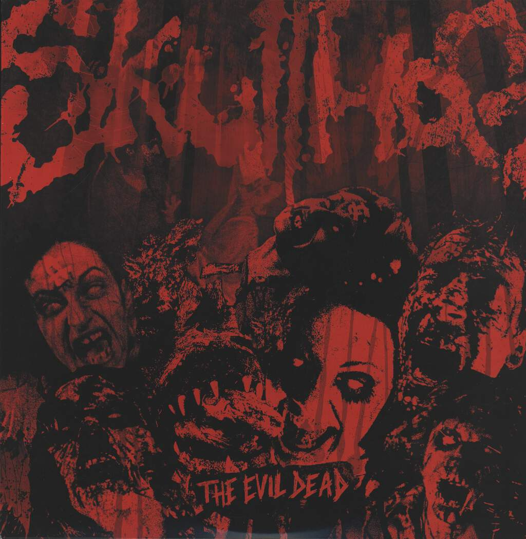 Skullhog: The Evil Dead, LP (Vinyl)
