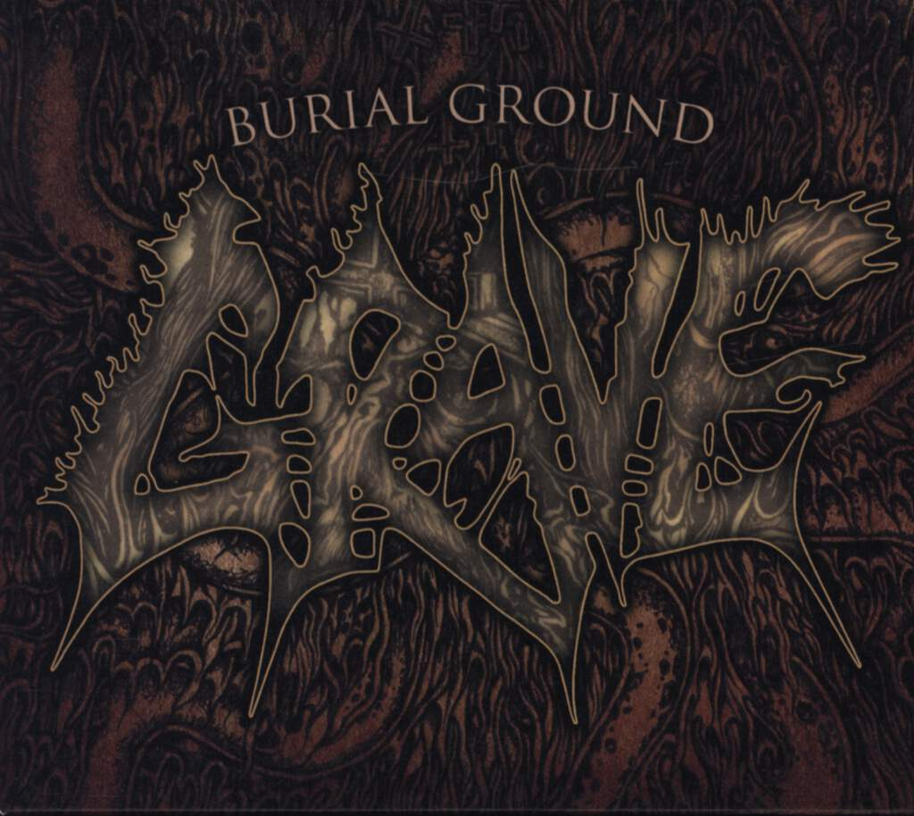 Grave: Burial Ground, CD