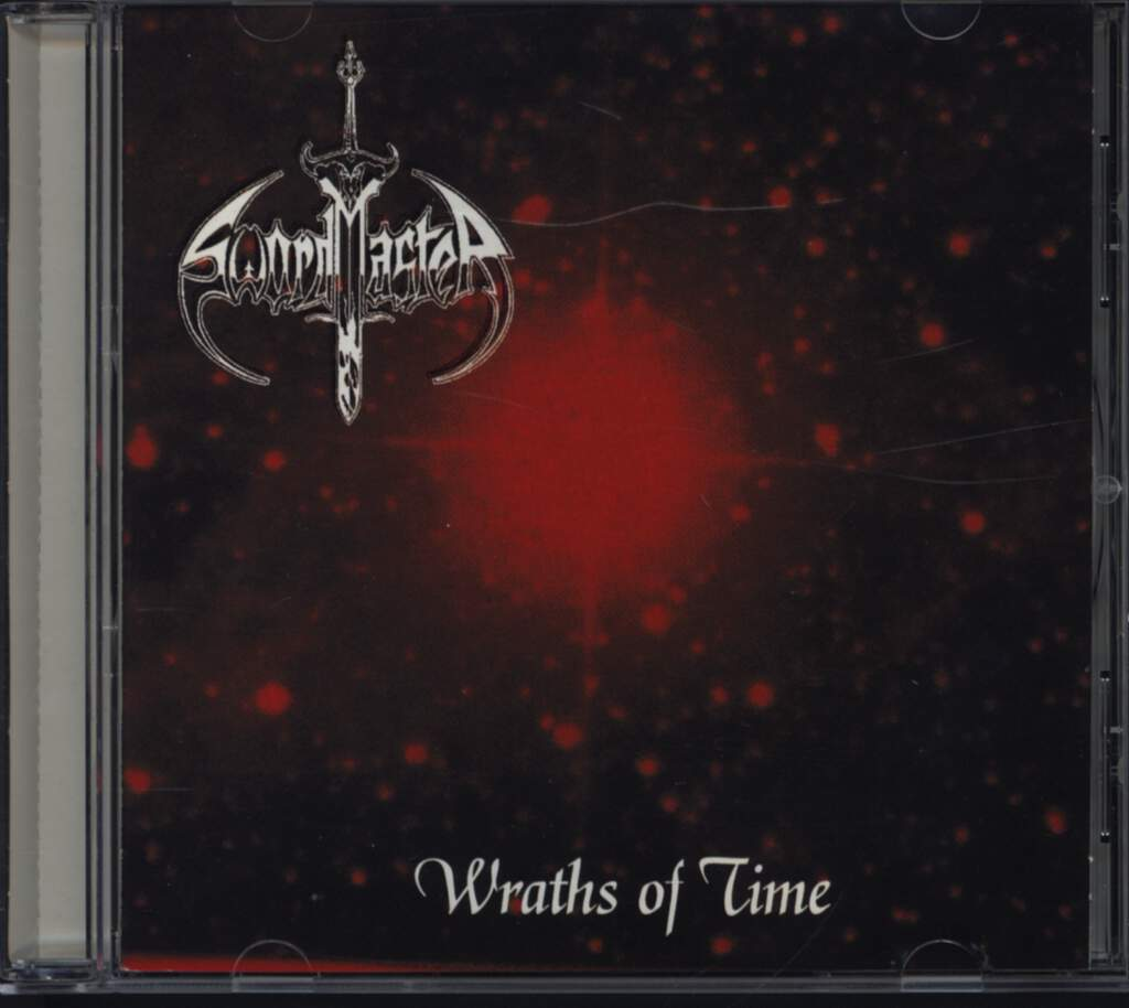 Swordmaster: Wraths Of Time, CD