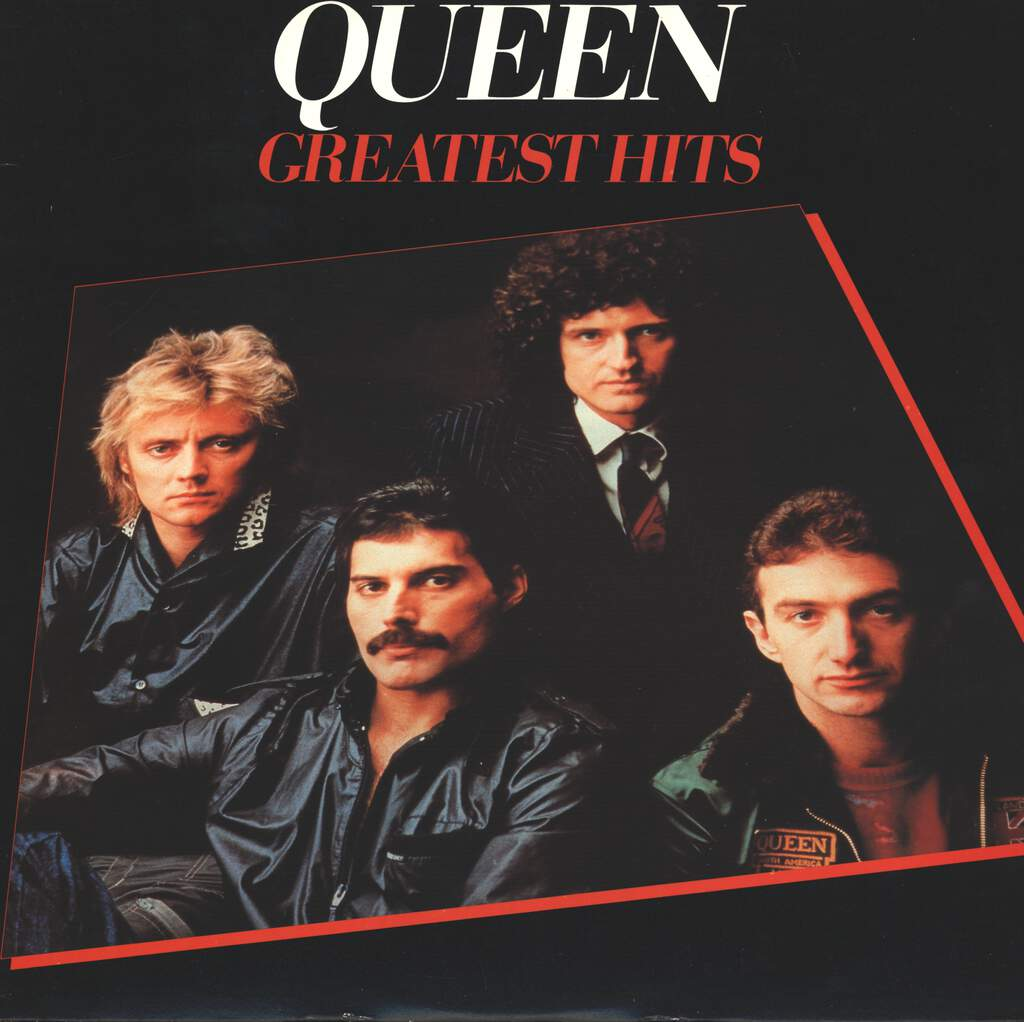 Queen: Greatest Hits, LP (Vinyl)