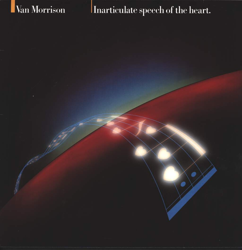 Van Morrison: Inarticulate Speech Of The Heart, LP (Vinyl)