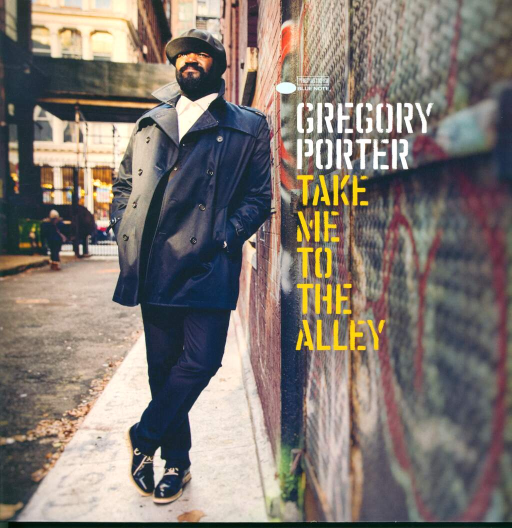 Gregory Porter: Take Me To The Alley, LP (Vinyl)