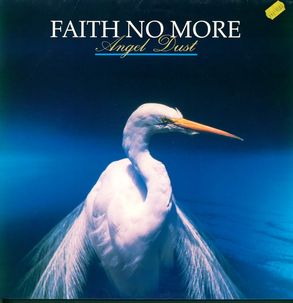 Faith No More: Angel Dust, LP (Vinyl)