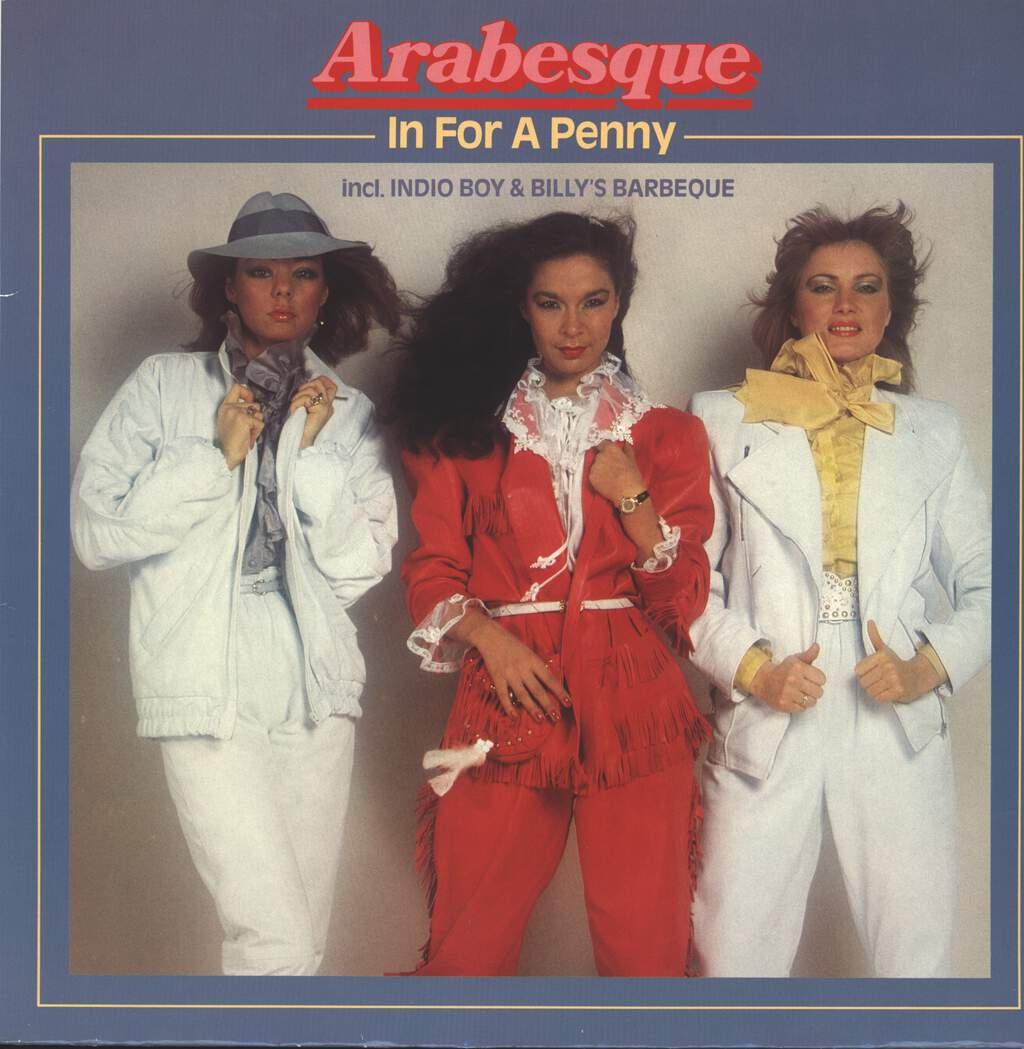 Arabesque: In For A Penny, LP (Vinyl)