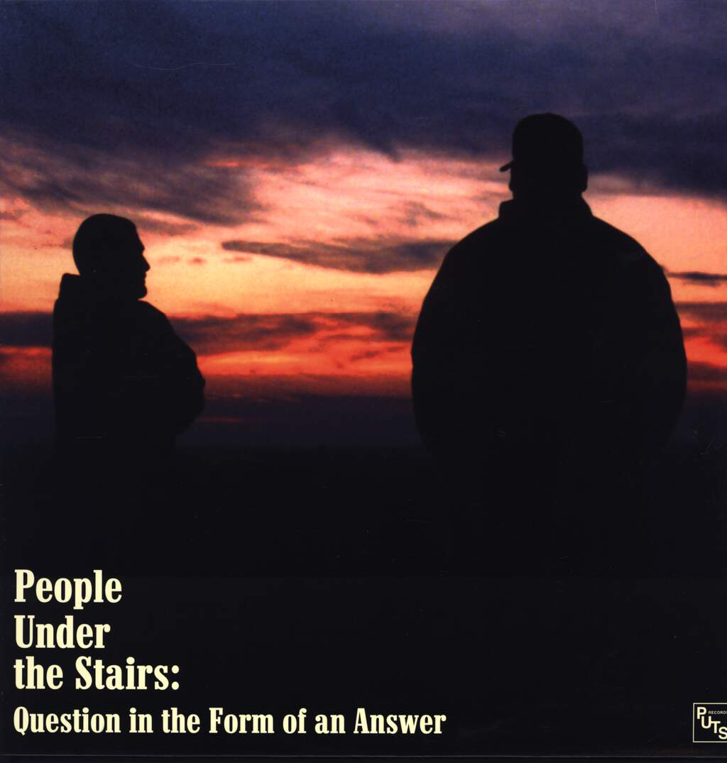People Under the Stairs: Question In The Form Of An Answer, LP (Vinyl)