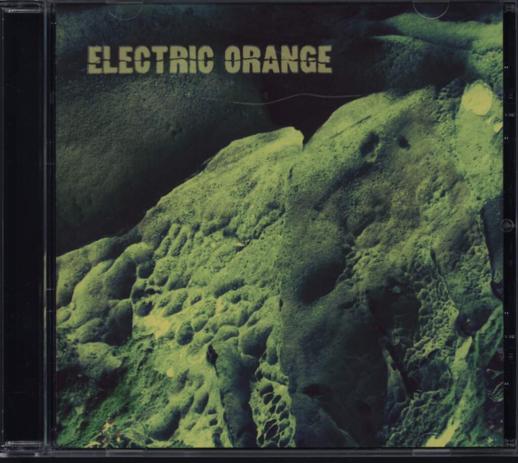 Electric Orange: Netto, CD