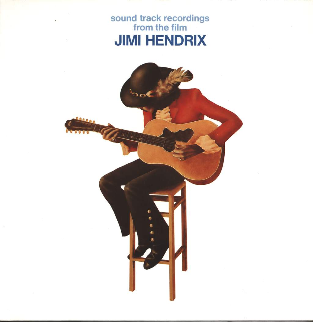"Jimi Hendrix: Sound Track Recordings From The Film ""Jimi Hendrix"", LP (Vinyl)"