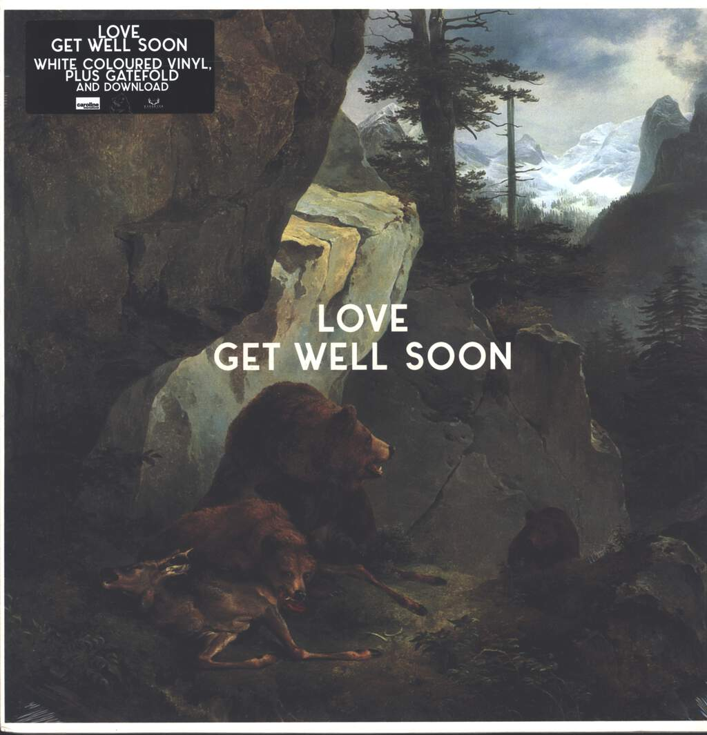 Get Well Soon: Love, LP (Vinyl)