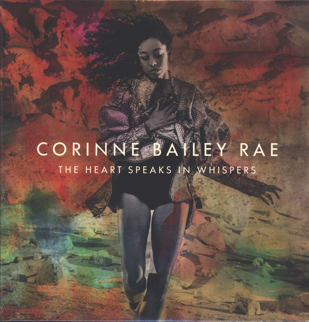 Corinne Bailey Rae: The Heart Speaks In Whispers, 2×LP (Vinyl)
