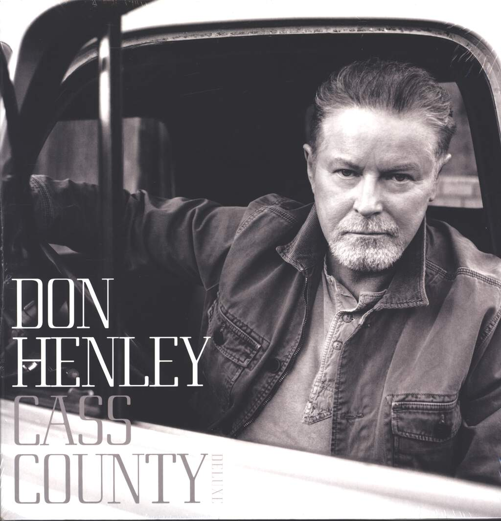 Don Henley: Cass County, 2×LP (Vinyl)