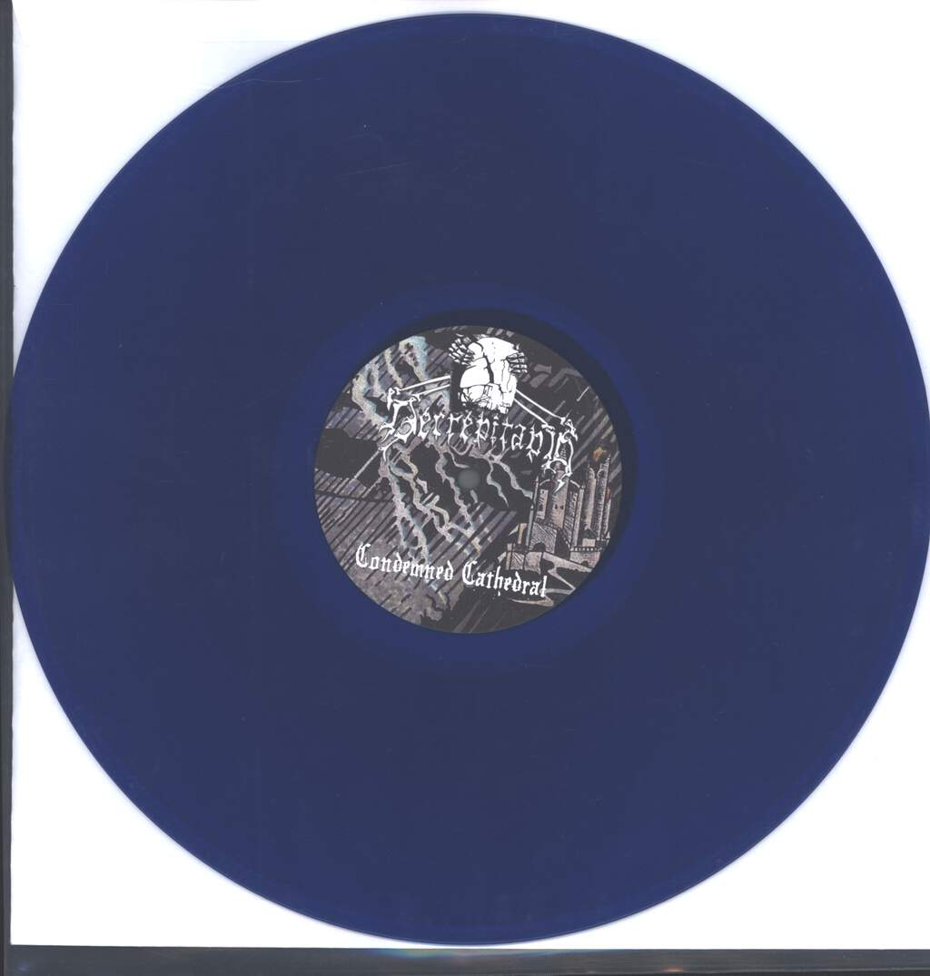 Decrepitaph: Condemned Cathedral, LP (Vinyl)