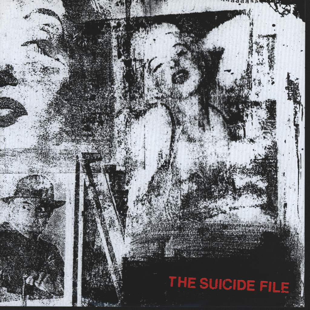 "The Suicide File: The Suicide File, 7"" Single (Vinyl)"