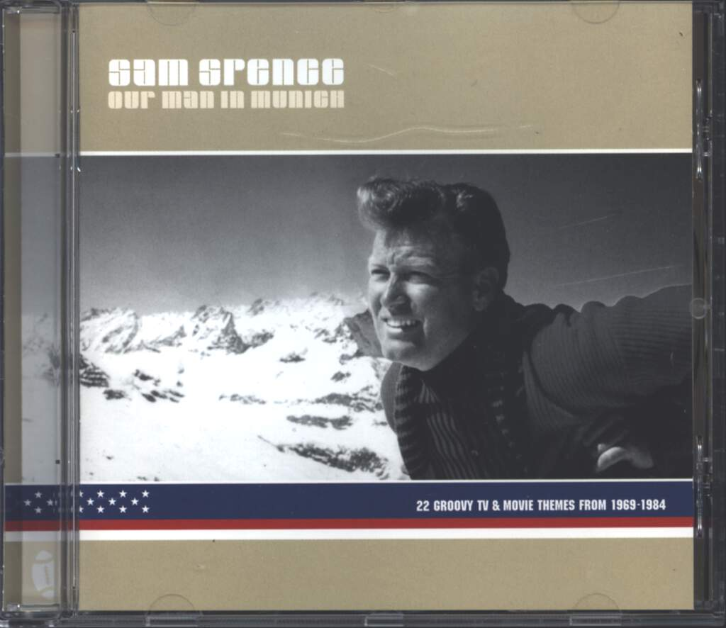 Sam Spence: Sam Spence - Our Man In Munich, CD