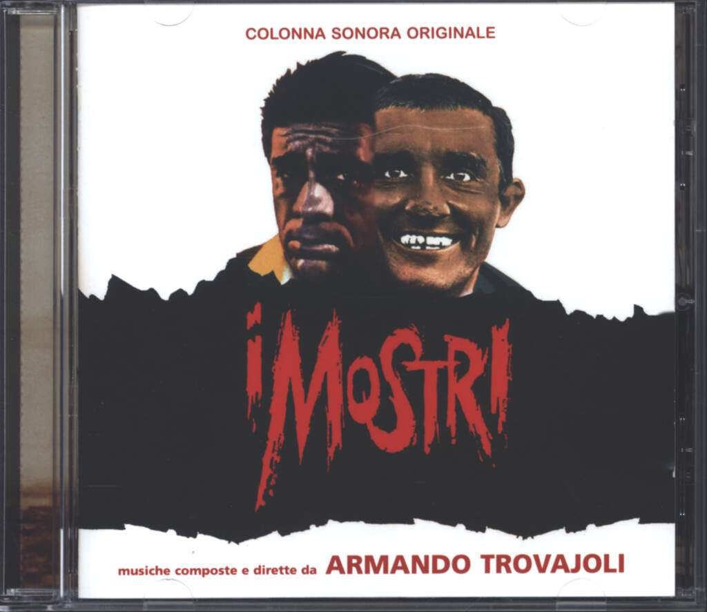 Armando Trovaioli: I Mostri / Il Gaucho (Original Soundtracks), CD