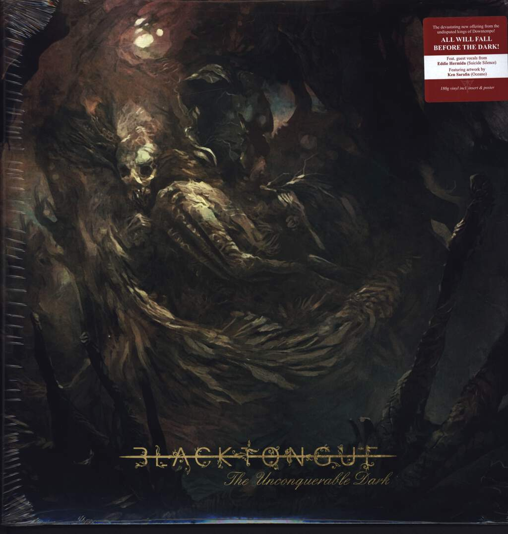 Black Tongue: The Unconquerable Dark, LP (Vinyl)