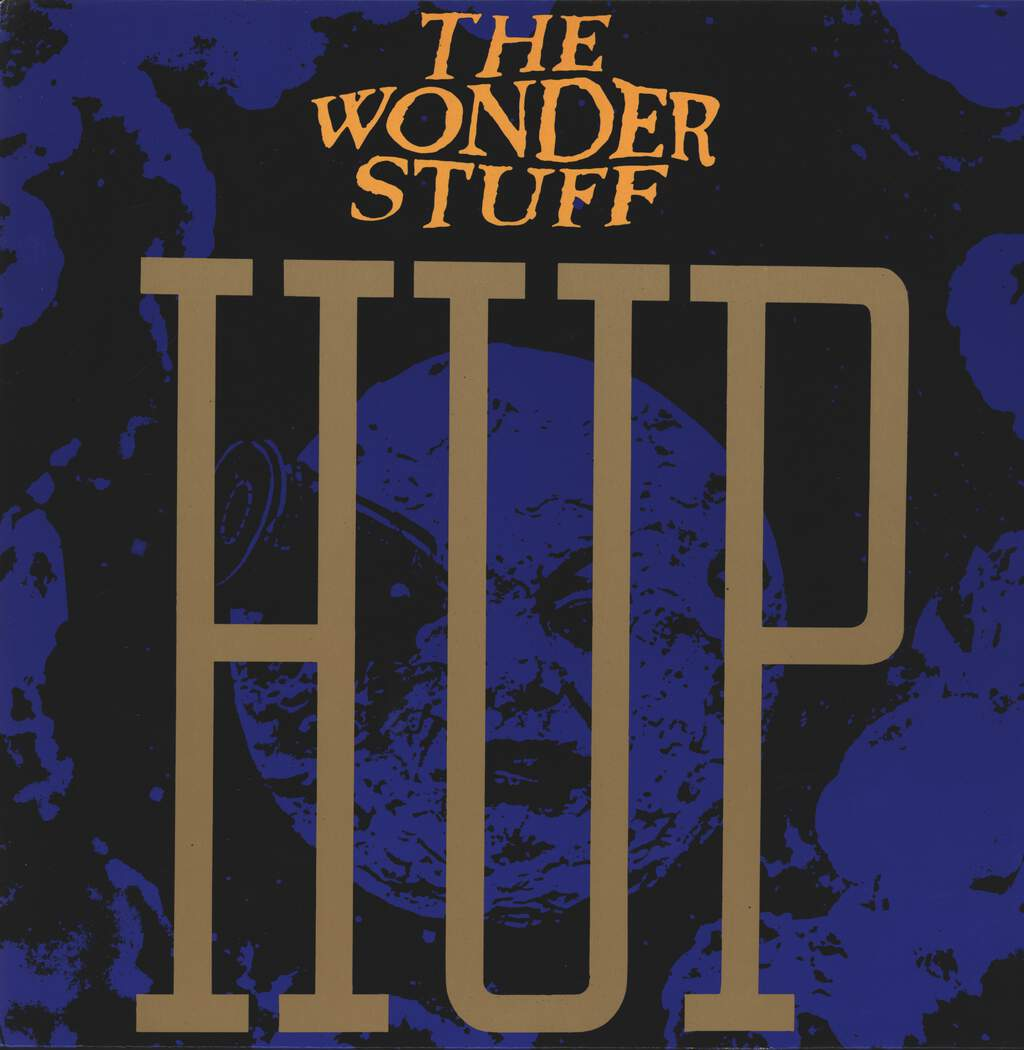 The Wonder Stuff: Hup, LP (Vinyl)
