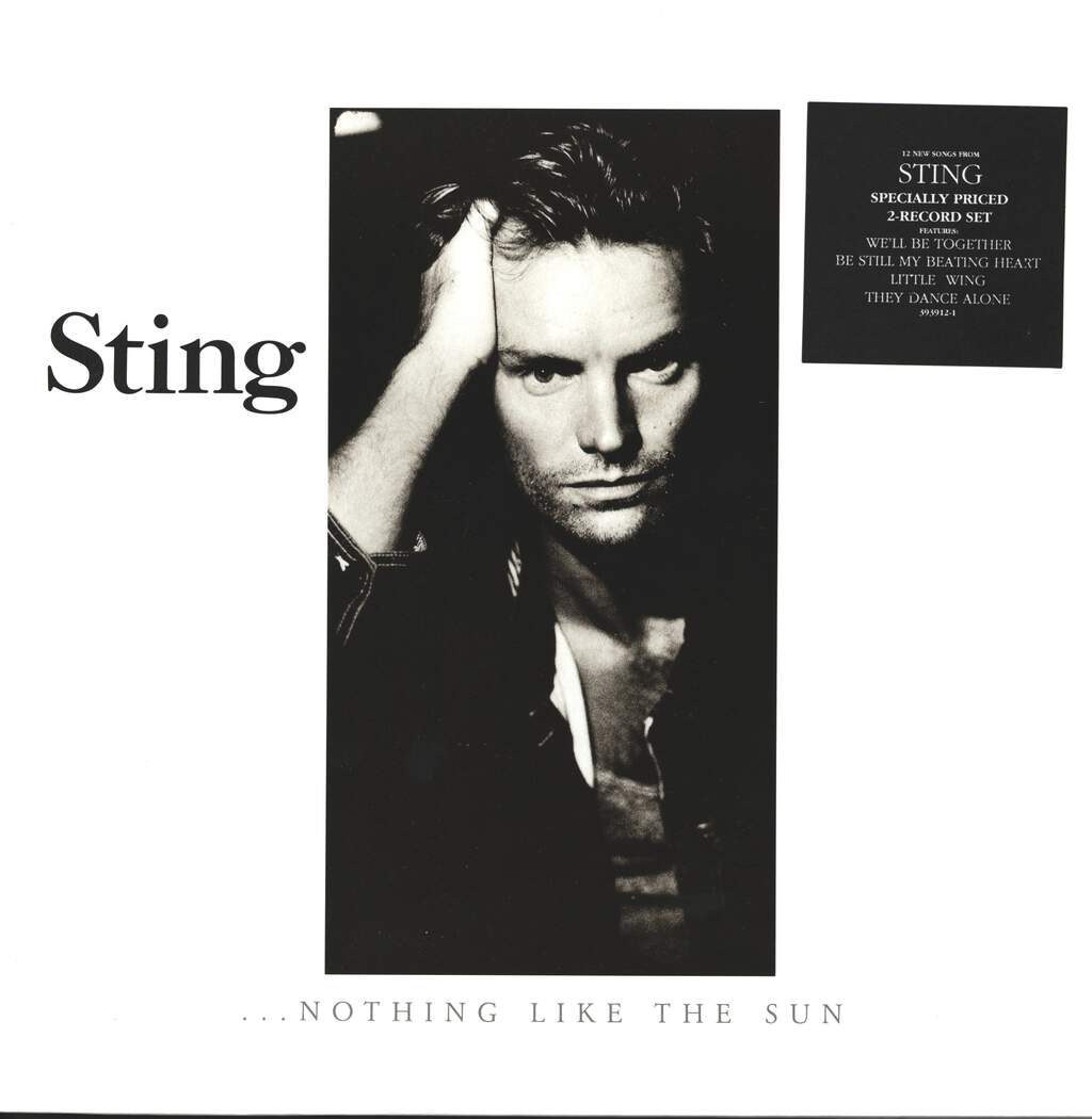Sting Nothing Like The Sun