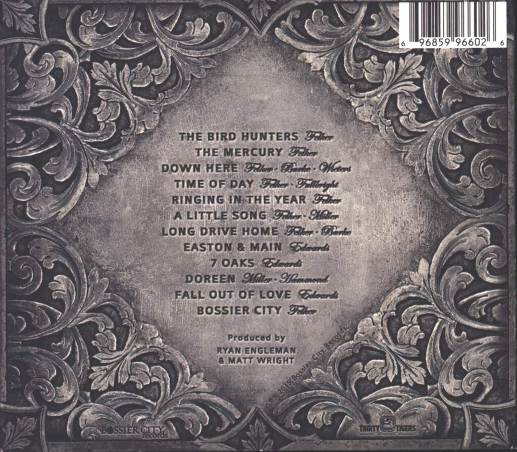 Turnpike Troubadours: Turnpike Troubadours, CD