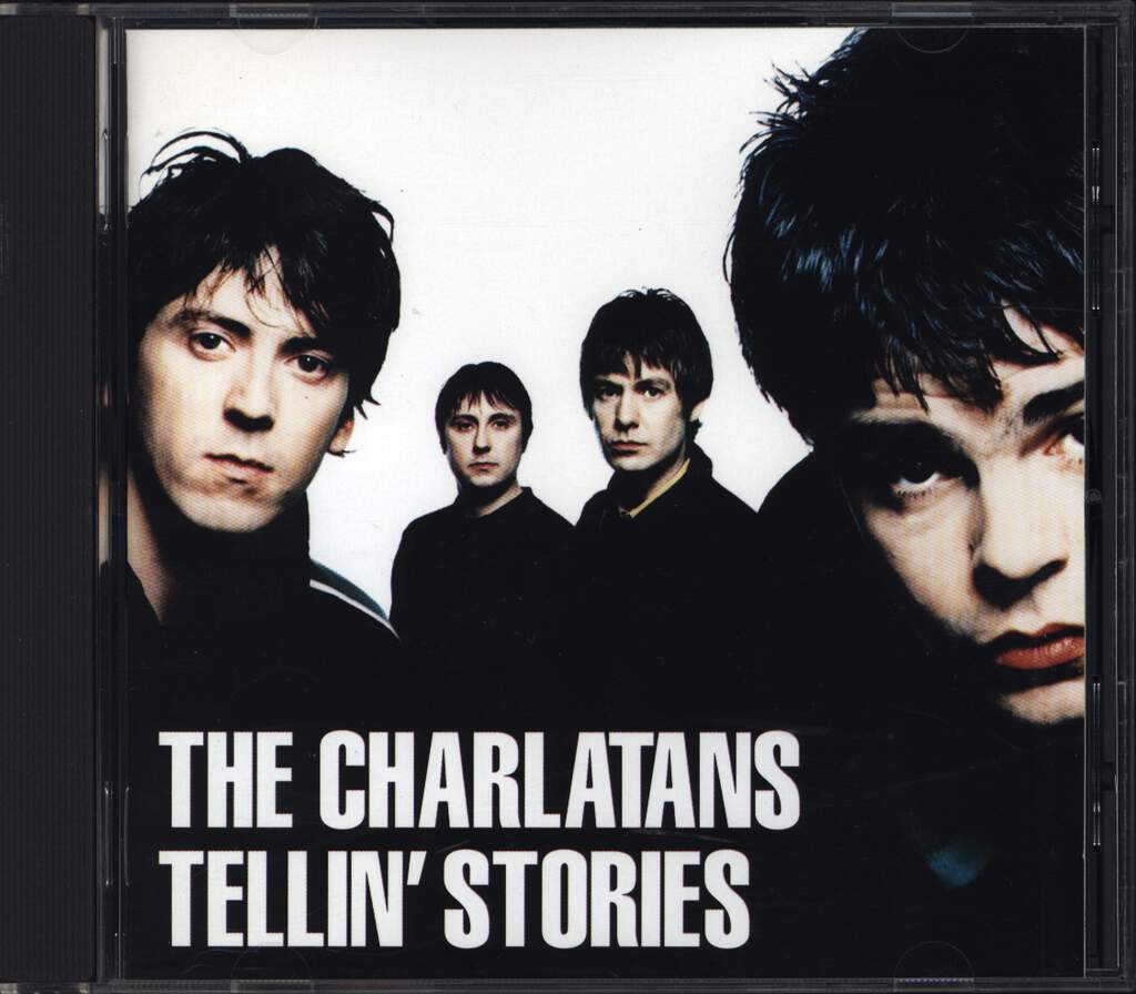 The Charlatans: Tellin' Stories, CD