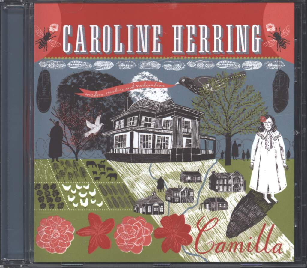 Caroline Herring: Camilla, CD