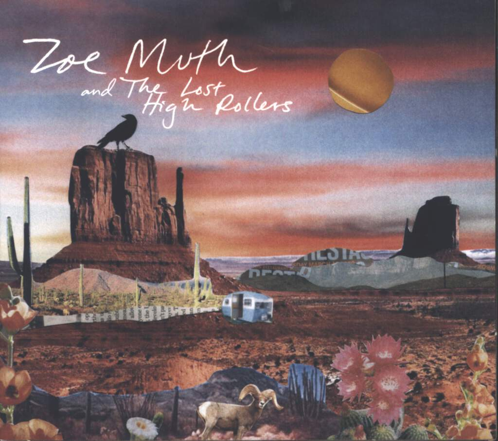 Zoe Muth And The Lost High Rollers: Zoe Muth And The Lost High Rollers, CD