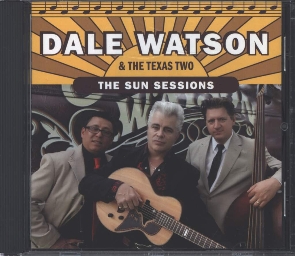 Dale Watson & The Texas Two: The Sun Sessions, CD