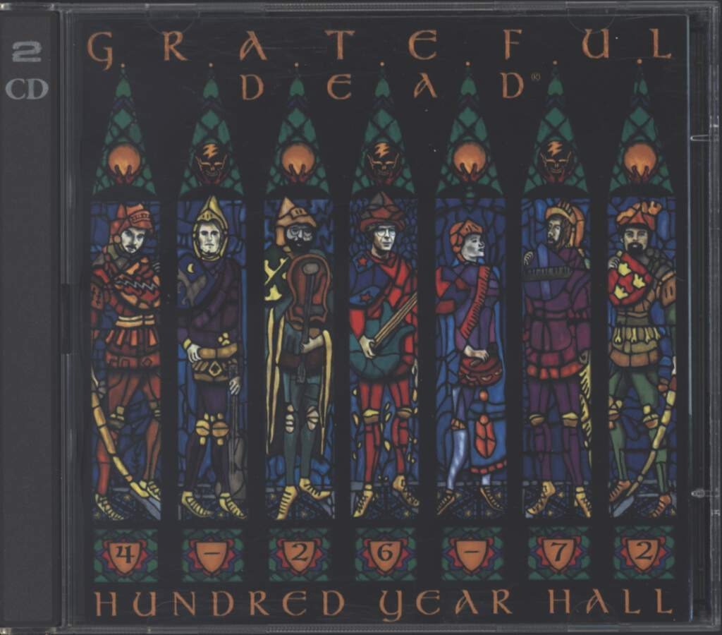 The Grateful Dead: Hundred Year Hall, CD