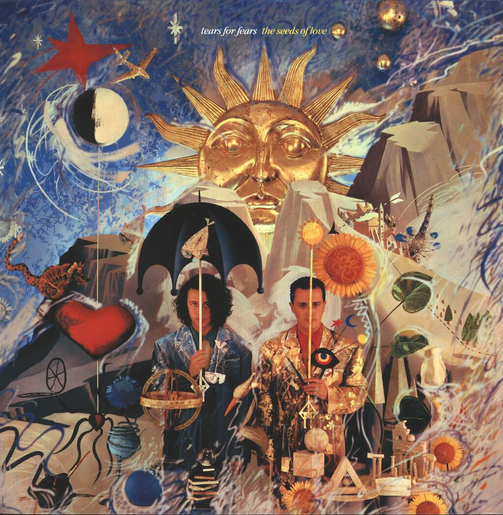 Tears For Fears: The Seeds Of Love, LP (Vinyl)