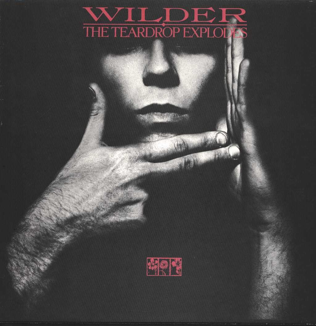 The Teardrop Explodes: Wilder, LP (Vinyl)