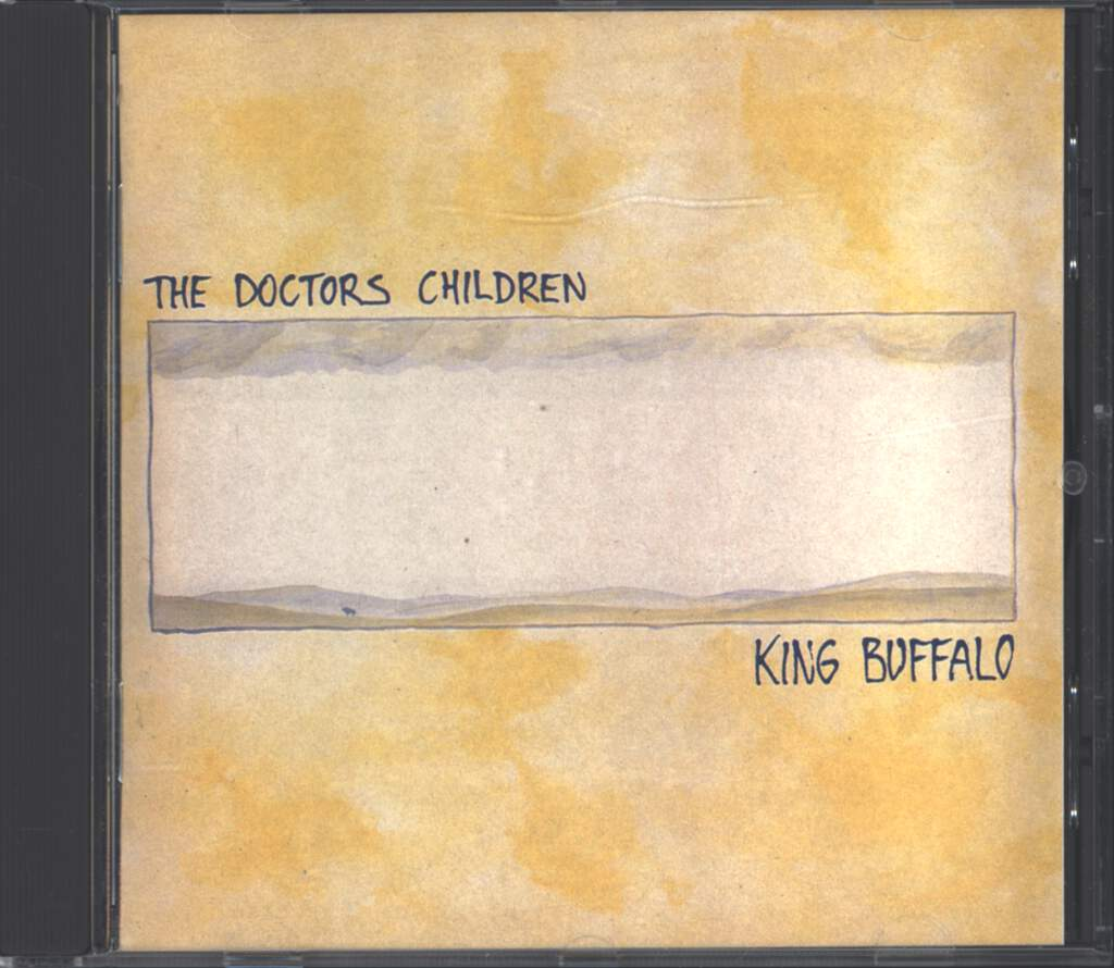The Doctors Children: King Buffalo, CD