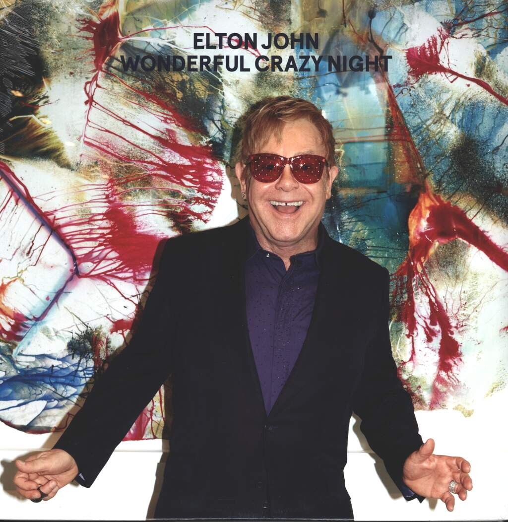 Elton John: Wonderful Crazy Night, LP (Vinyl)