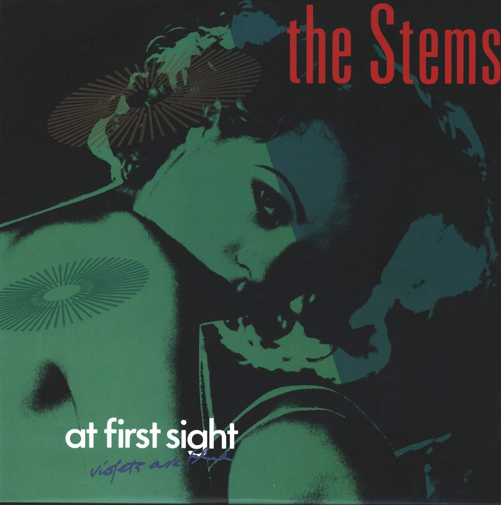 The Stems: At First Sight Violets Are Blue, LP (Vinyl)