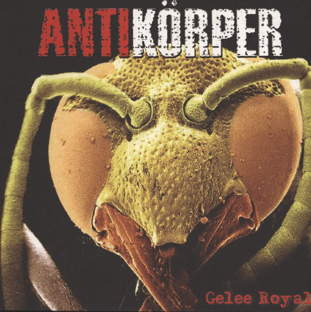 Antikörper: Gelee Royal, LP (Vinyl)