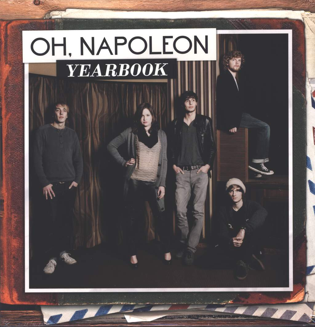 Oh, Napoleon: Yearbook, LP (Vinyl)