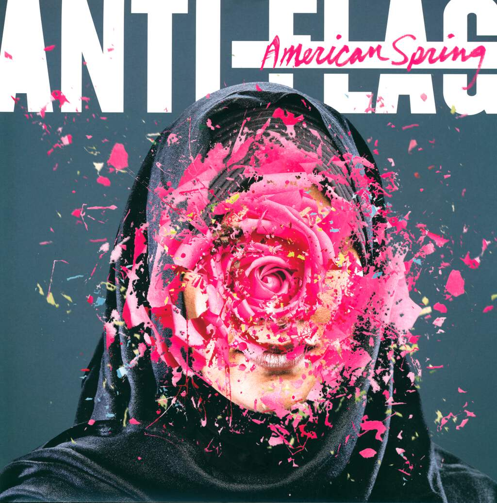 Anti-Flag: American Spring, LP (Vinyl)