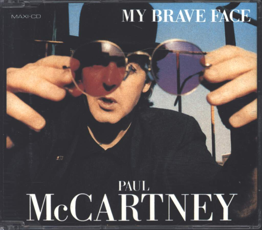 Paul McCartney: My Brave Face, Mini CD