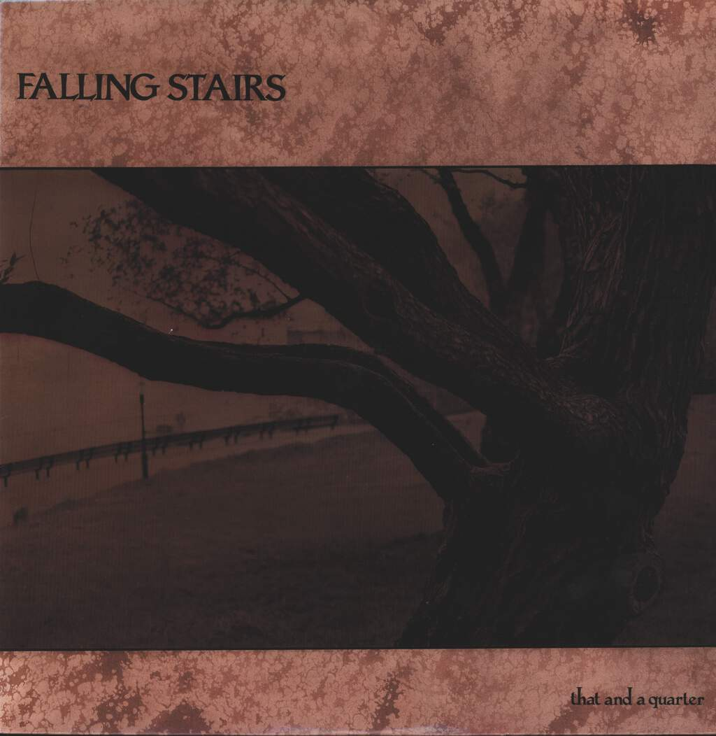 "Falling Stairs: That And A Quarter, 12"" Maxi Single (Vinyl)"