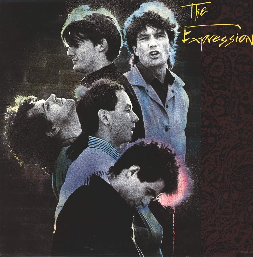 The Expression: The Expression, LP (Vinyl)