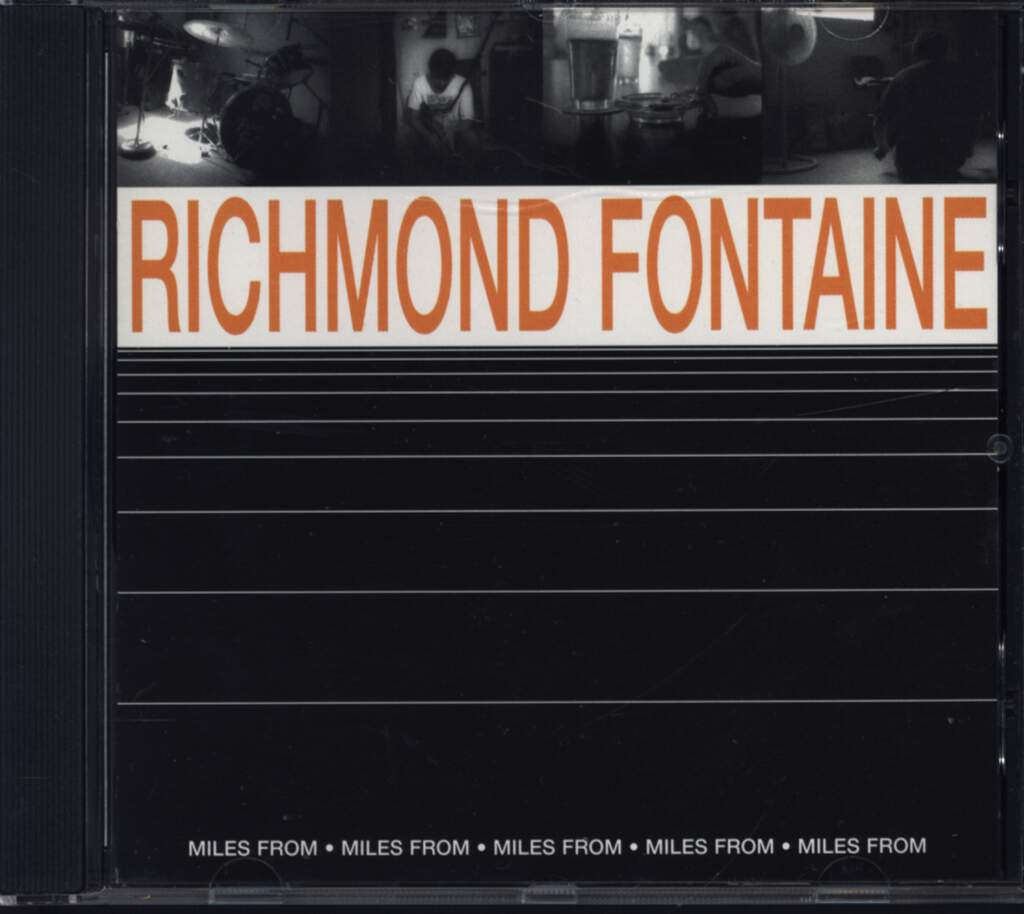 Richmond Fontaine: Miles From, CD