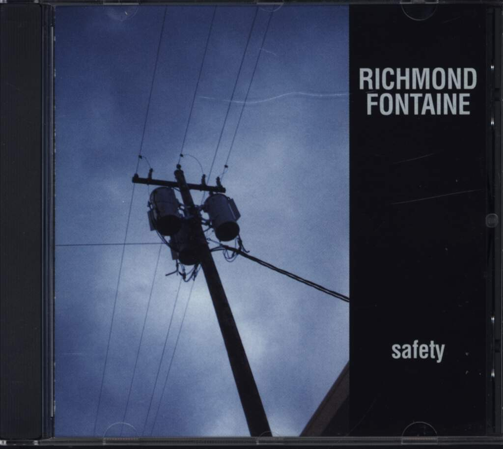 Richmond Fontaine: Safety, CD