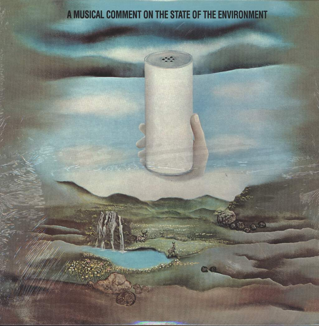 David Axelrod: Earth Rot, LP (Vinyl)