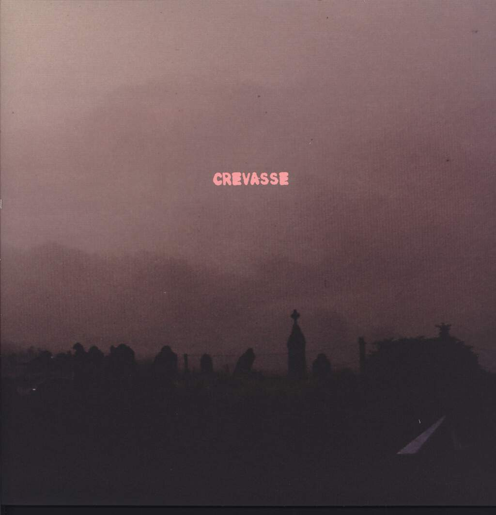 "Crevasse: Crevasse, 12"" Maxi Single (Vinyl)"