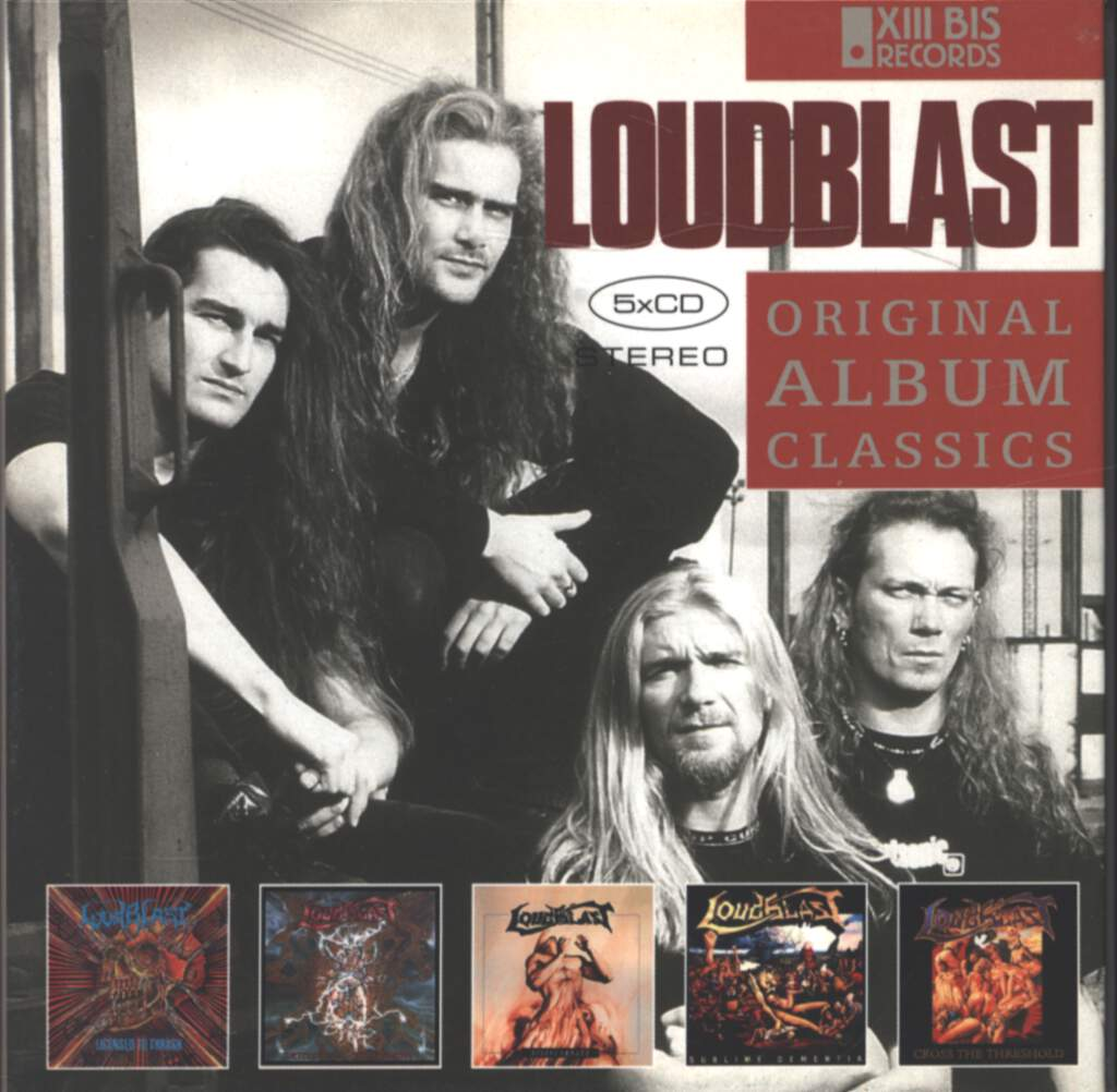 Loudblast: Original Album Classics, CD