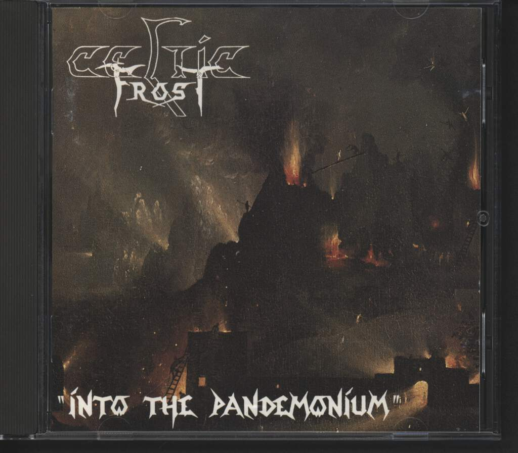 Celtic Frost: Into The Pandemonium, CD