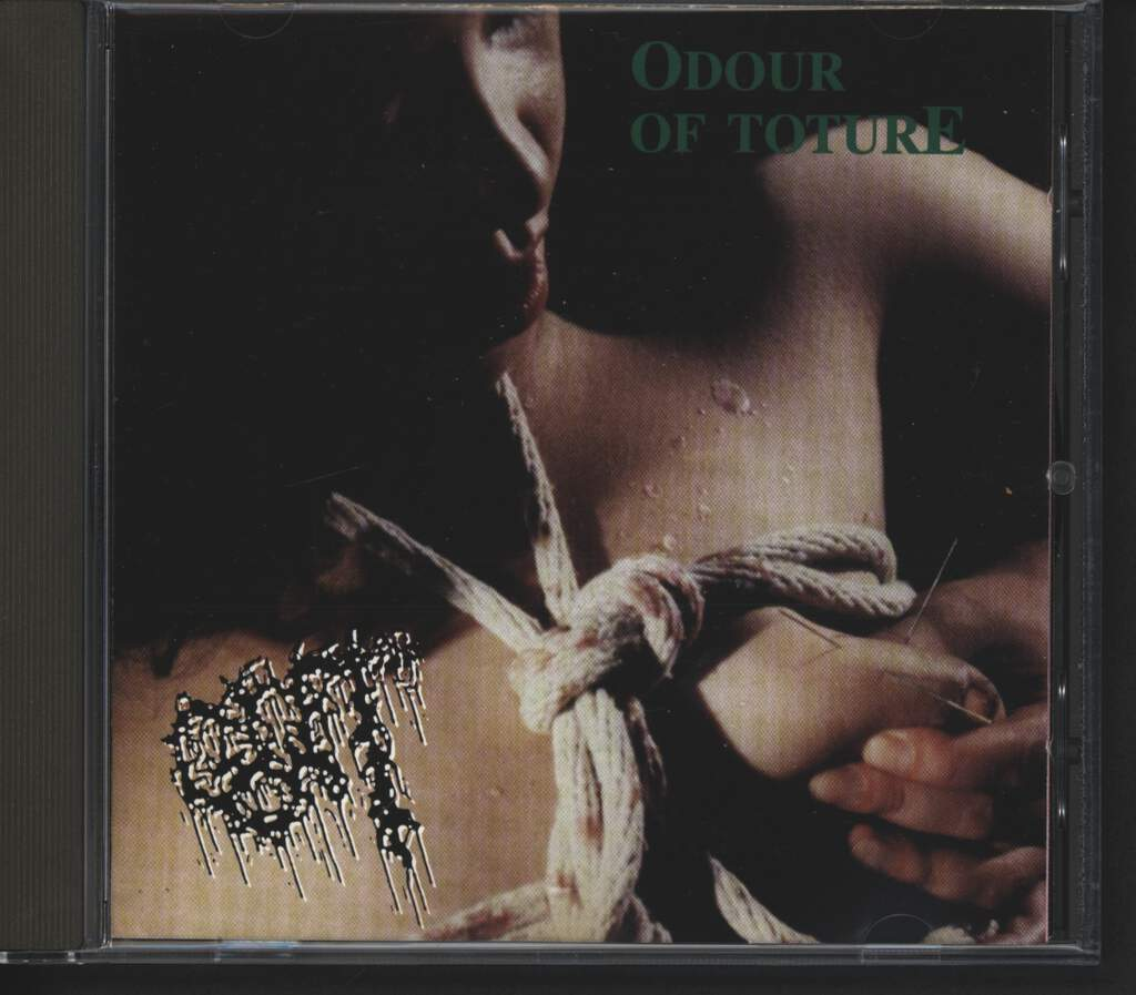 Gut: Odour Of Torture, CD